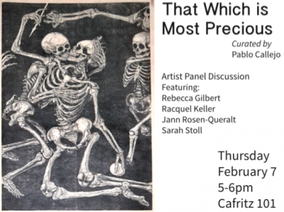 That which is precious - Rebecca Gilbert