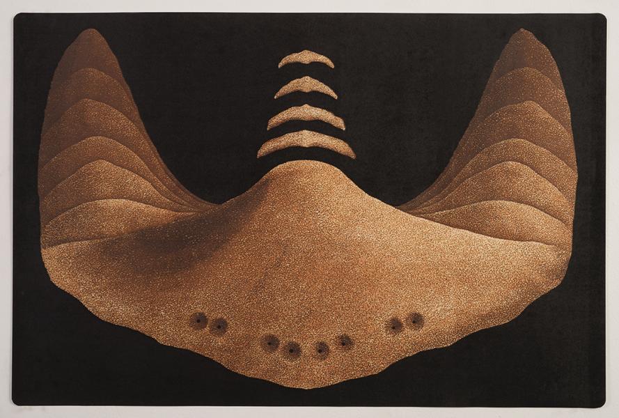 Rebecca Gilbert, Flapping Mound