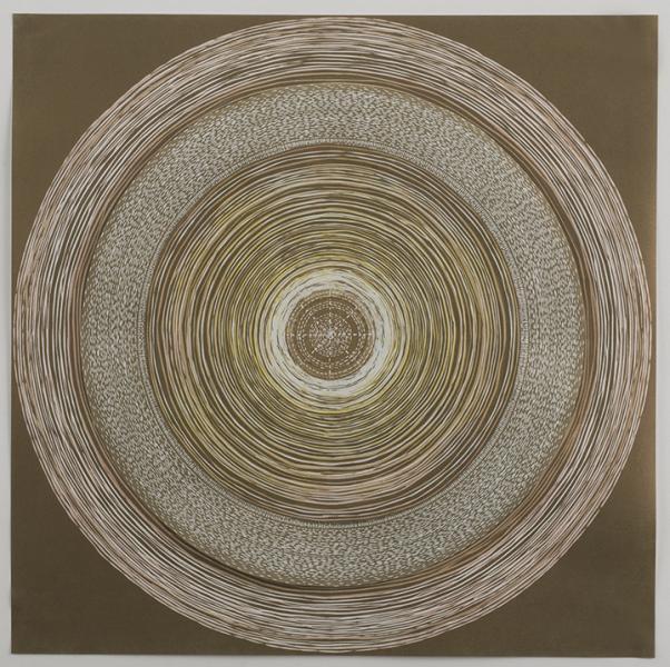Sun: artwork by Rebecca Gilbert